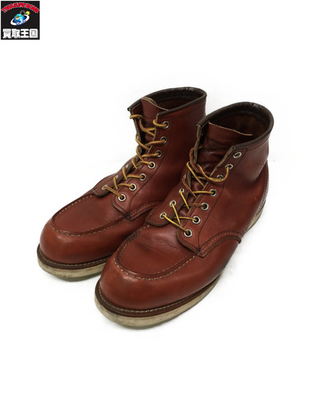 RED WING/CLASSIC WORK MOC TOE BOOTS/8875【中古】