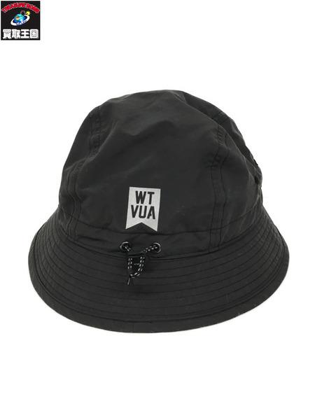 (W)TAPS/19SS/WTVUA/ロゴ/バケットハット/L