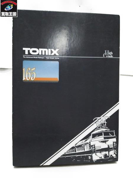 TOMIX 92384 国鉄165系急行電車 基本セットA【中古】