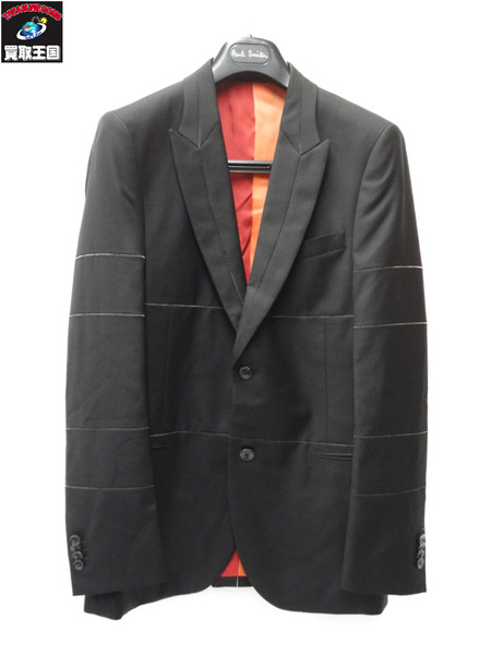 Paul Smith/17SS/FAGOTTING STITCH TAILORED JACKET/M【中古】