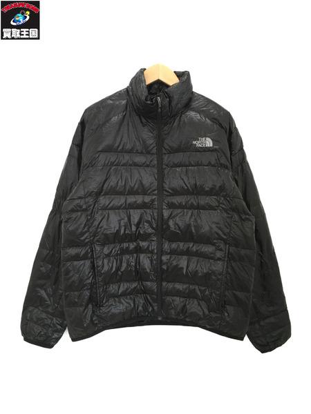 THE NORTH FACE ライトヒートジャケット (XL) ブラック【中古】