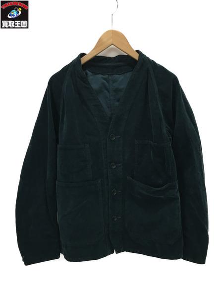 BRUNABOINNE プーカコール コーデュロイジャケット(1) グリーン系【中古】