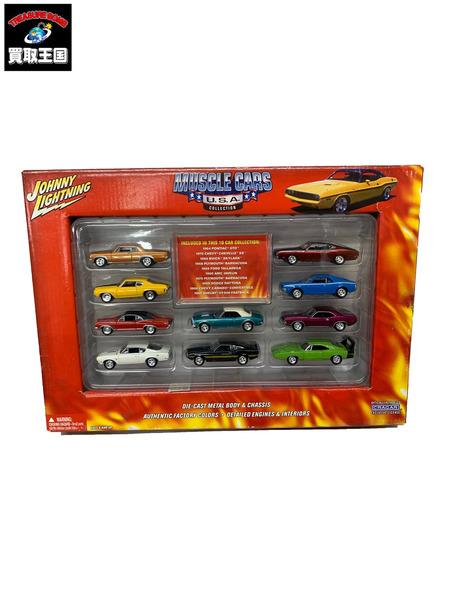 johnny lightning muscle cars U.S.A【中古】[▼]