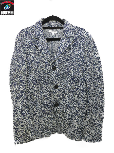 Engineered Garments Bedford Jacket/PC Floral Jacquard S【中古】