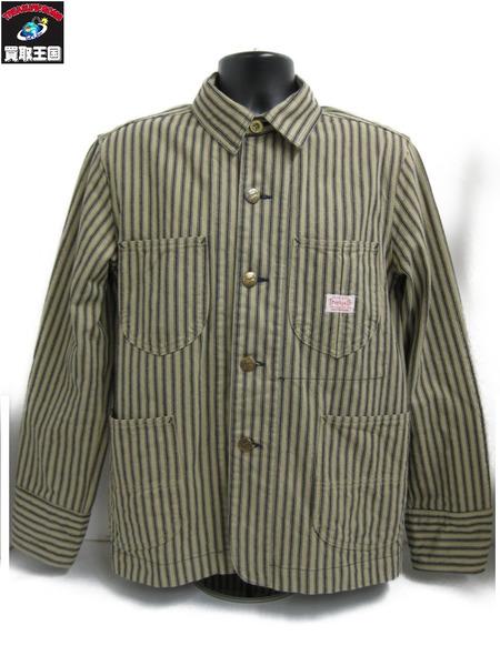 TROPHY CLOTHING トロフィークロージング カバーオール(40/L) 16SS【中古】
