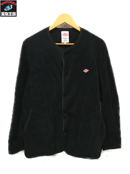 Danton 19AWフリースジャケット(40)BLK【中古】