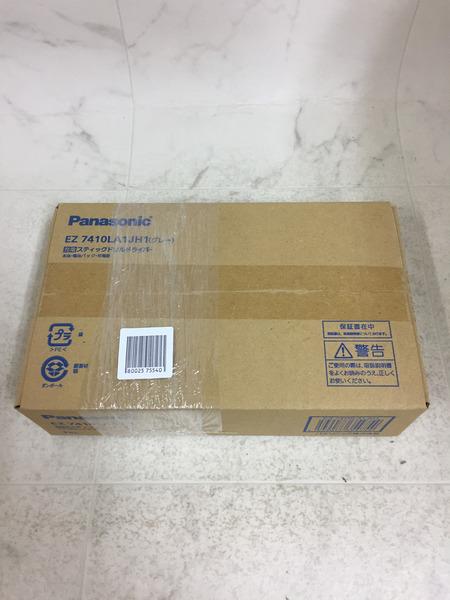 未使用 Panasonic 3.6V充電スティックドリルドライバ EZ7410LA1JH1【中古】
