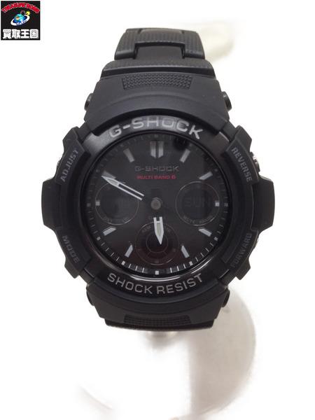 G-SHOCK AWG-M100SBC 電波ソーラー腕時計【中古】