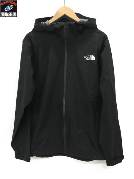 THE NORTH FACE Venture jacket 黒 L【中古】