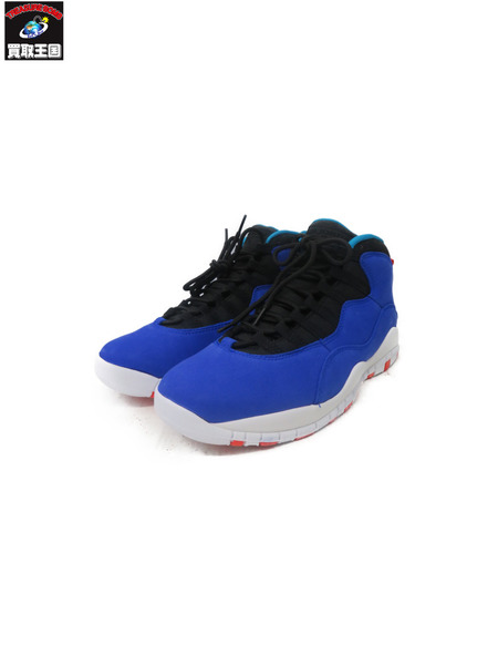 NIKE/AIR JORDAN 10 RETRO/310805-408/29cm【中古】