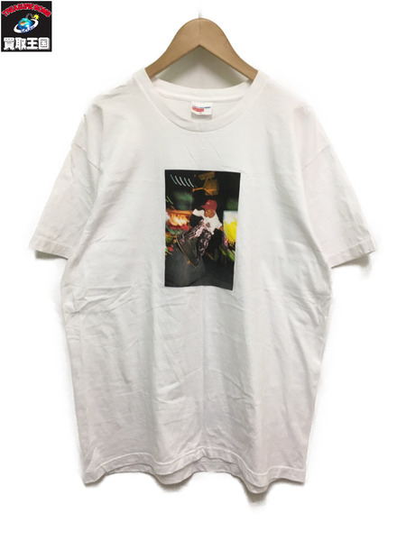 Supreme×COMME des GARCONS SHIRT/14SS/フォトプリントTee【中古】