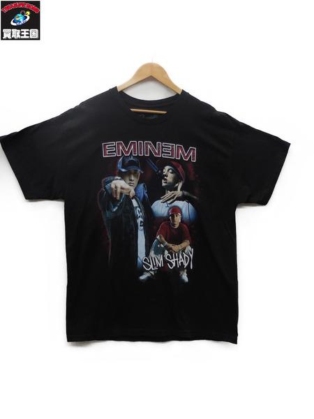 BRAVADO EMINEM Tシャツ ブラック XL【中古】