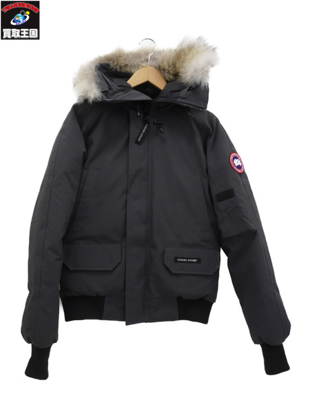 CANADA GOOSE CHILLIWACK BOMBER (S)【中古】