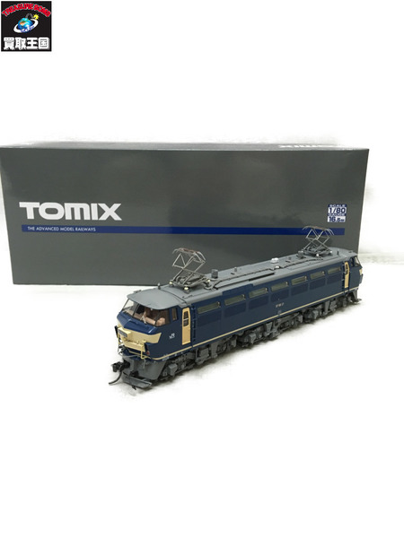 TOMIX HO-152 JR EF66形電気機関車 (中期型・JR貨物新更新車)【中古】[▼]
