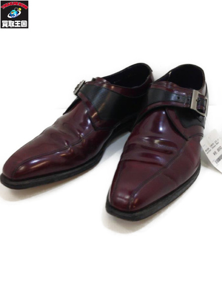 REGAL TOKYO (25.5) Leather Shoes Red【中古】