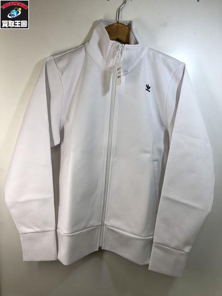 新品 adidas originals by HYKE S トラックジャケット ホワイト【中古】