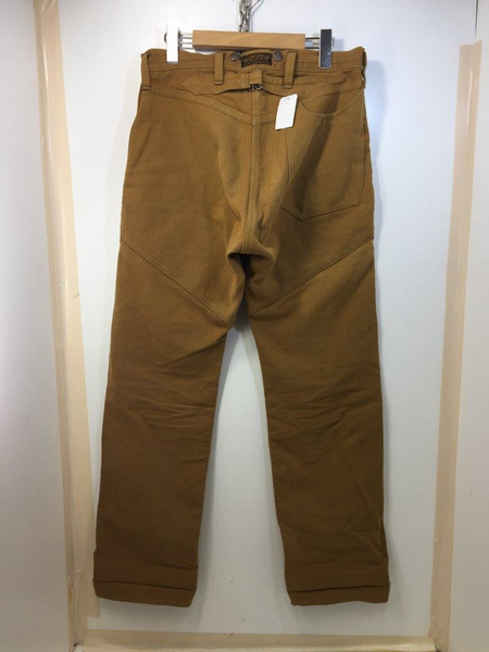 FREEWHEELERS GOLD MINER OVERALLS (SIZE:30)【中古】[▼]