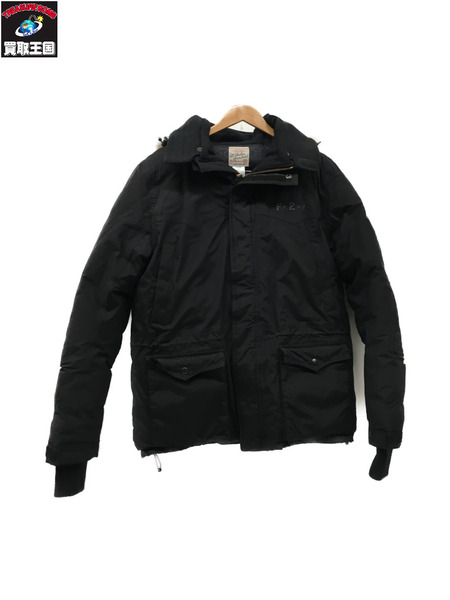 WEST RIDE ALL NEW ALL WEATHER JACKET/ダウンジャケBLK/WR-001(M)【中古】[▼]