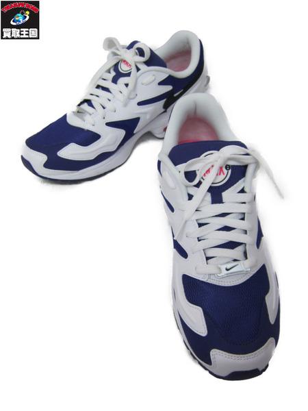 Nike Air Max 2 Light OG White Purple Pink【中古】