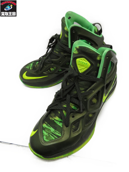 NIKE AIR ZOOM HYPERPOSITE2(27.5)【中古】[値下]