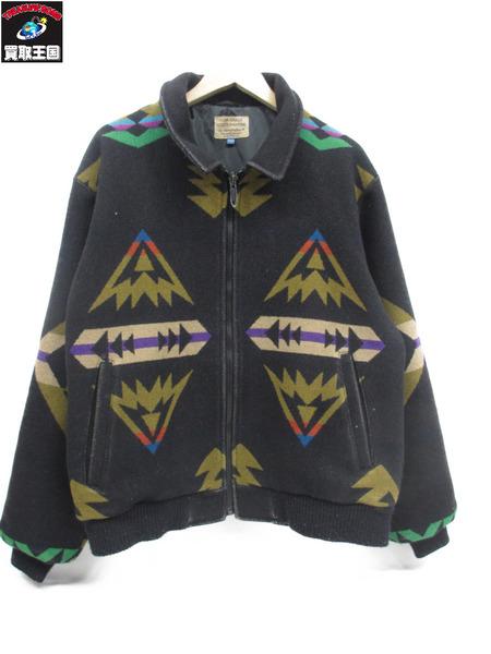 PENDLETON/HIGH GRADE WESTERN WEAR/ネイティブウールジャケット/OLD【中古】