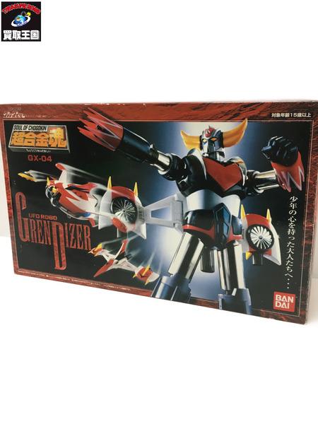 超合金魂 GX-04 UFOロボ グレンダイザー【中古】