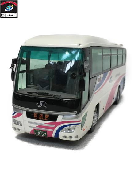 ミニカー 日野セレガ ハイデッカ 1/43 西日本JRバス【中古】