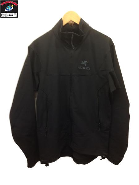 ARC'TERYX Gamma LT Jacket (S) ブラック【中古】