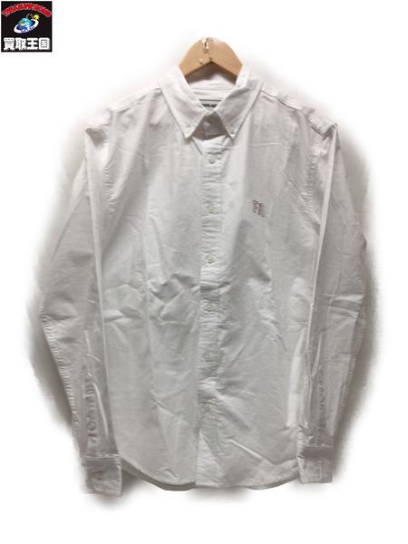FUCKING AWESOME Monogram Oxford Shirt White SizeM【中古】