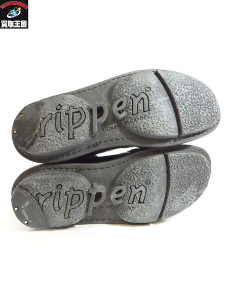trippen ジップアップブーツ67bgYfy