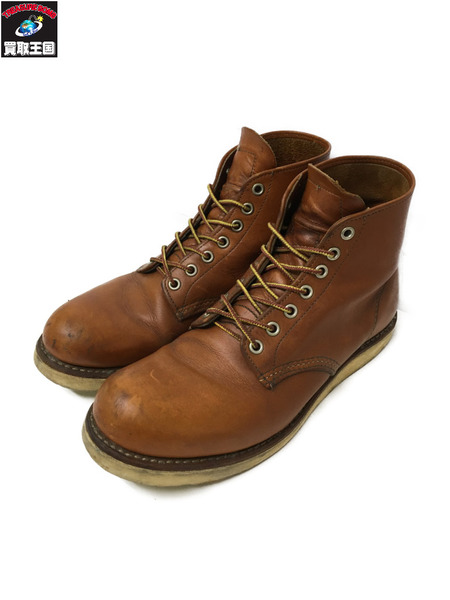 RED WING/9871/IrishSetter/gold russet/8ハーフ【中古】