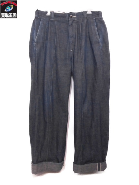 OLD JOE BRAND 18SS FRONT TUCK ARMY TROUSER 【中古】[▼]