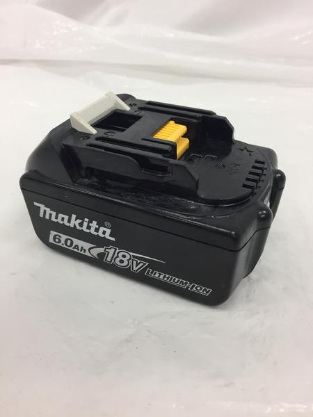 makita リチウムイオンバッテリー18V6.0Ah BL1860B【中古】[▼]