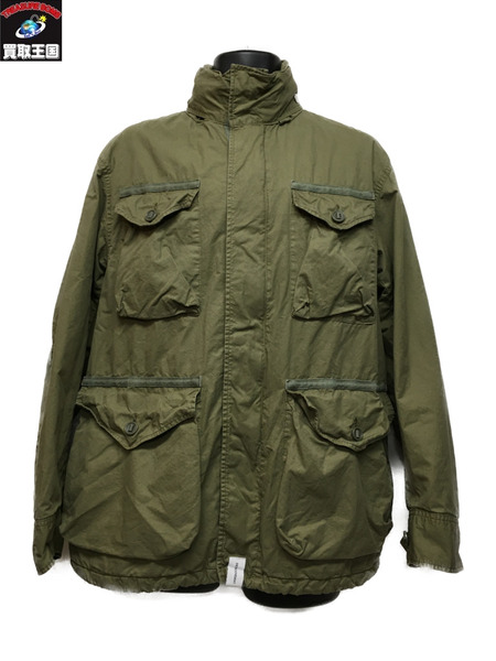 DESCENDANT BALBOA WEATHER JACKET 19AW  (1)【中古】[▼]