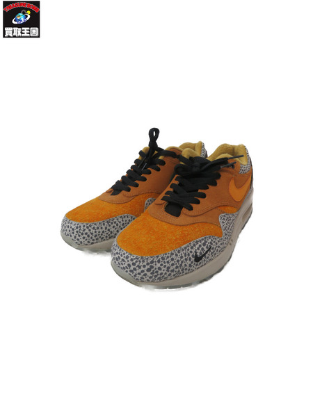 NIKE/665873-200/AIR MAX1 PREMIUM QS SAFARI/27cm【中古】