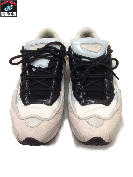 adidas by Raf Simons OZWEEGO 3 オズウィーゴ スニーカー (28.0) アイボリー【中古】[▼]