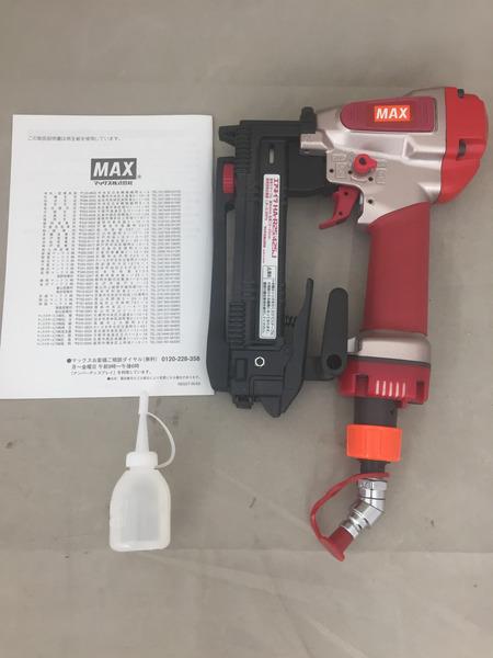 MAX マックス 高圧エアネイラ25mm HA-R25/425J 未使用【中古】