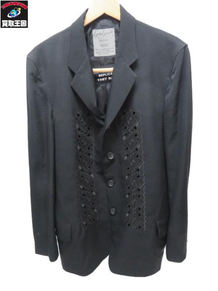 Yohji Yamamoto REPLICA 1987SS Embroidery Jacket (2)【中古】[▼]