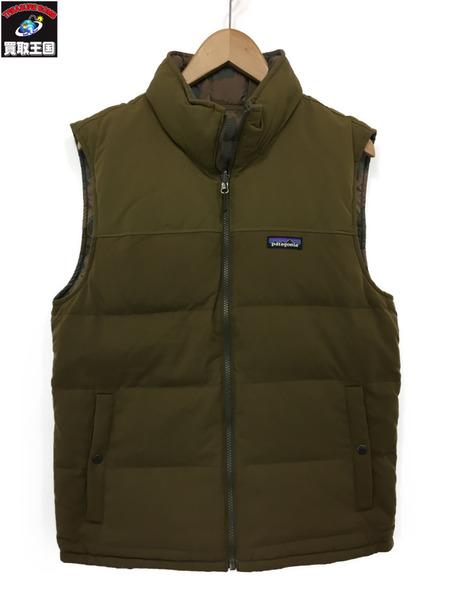 patagonia/パタゴニア/Reversible Bivy Down Vest【中古】