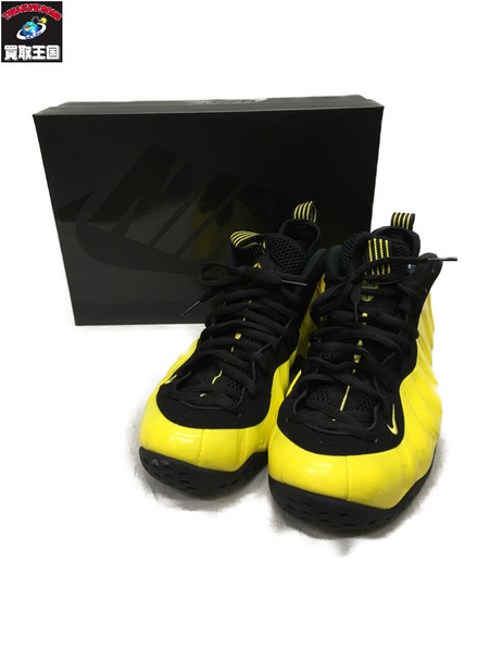 NIKE AIR(ナイキエア) FOAMPOSITE ONE/YELLOW(27.5)【中古】