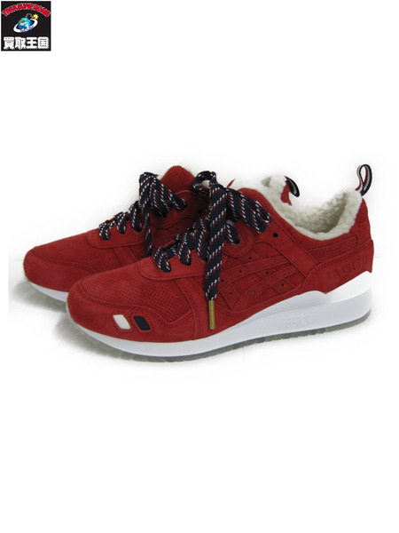 competitive price 3c878 99567 MONCLER X KITH X asics Monk rail kiss GEL-LYTE 3 gel light [▼]