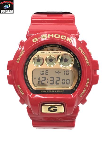 G-SHOCK 30周年記念モデル DW-6930A ライジングレッド 【中古】