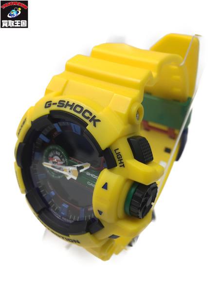 G-SHOCK GA-400-9ADR Hyper Colors YEL【中古】[▼]