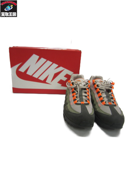 NIKE ナイキ AIR MAX 95 OG STRING/TOTAL ORANGE 28.5cm【中古】