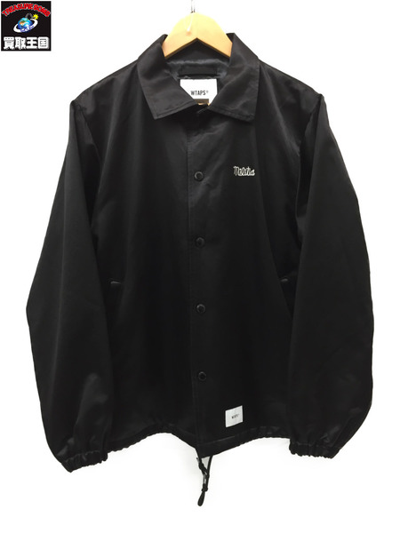 (W)TAPS GREASERS JACKET 1 黒【中古】