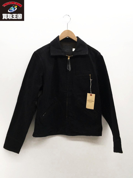 【大注目】 TROPHY CLOTHING CLOTHING TROPHY デニムZIPジャケット(38)ブラック【】, SEAS:5cd3a18d --- navlex.net