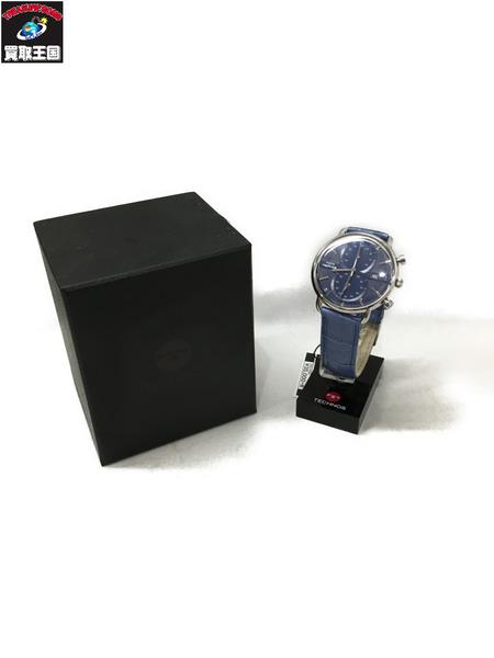 テクノス 腕時計 T6397NN【中古】