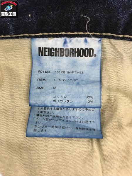 NEIGHBORHOOD 19SS PENNY C PT ストレッチ ウォッシュドデニム MhrsQdBCtx