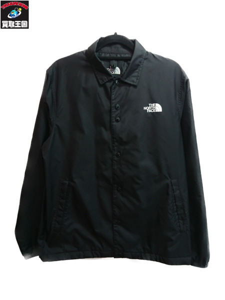 THE NORTH FACE THE COACH JACKET/コーチジャケット/BLACK M NP21836【中古】
