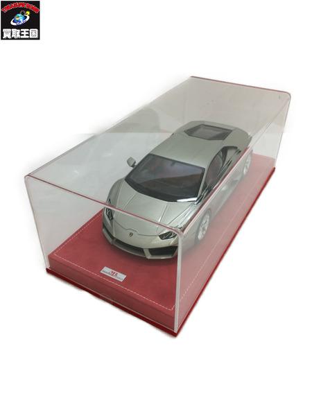 エムアール コレクション MR Collection 1/18 Lamborghini Huracan LP580-2 シルバー【中古】[▼]